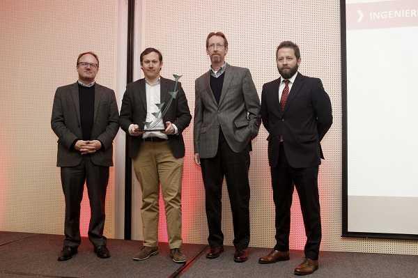 En el área de la Ingeniería la firma ganadora fue Golder.