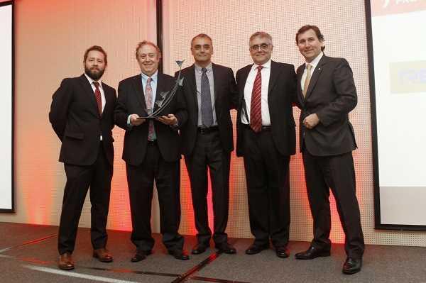 Bailac también se llevó el galardón de Mejor Proveedor Nacional.