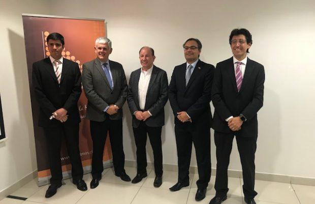 El encuentro se realizó en las instalaciones de la ABB University