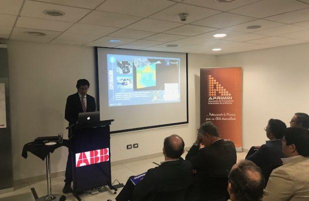 Javier Ruiz del Solar, director ejecutivo del AMTC
