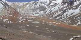 Proyecto Pascua Lama. Foto: Rayen Luna-MCH