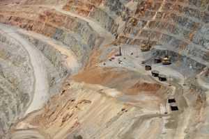 Operación minera, Pelambres