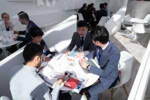 reuniones China