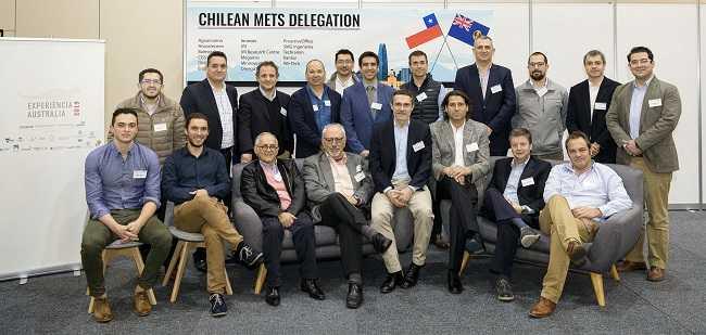 Delegación Experiencia Australia 2019