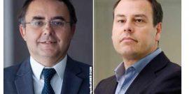 Juan Carlos Guajardo y Claudio Valencia