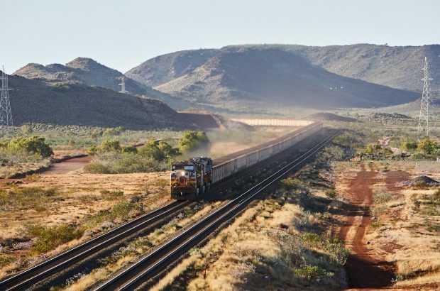 Pilbara, en Australia. Foto Rio Tinto