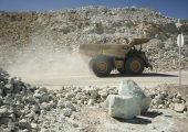 09 de febrero de 2012, Caserones, minera operada por Lumina Copper, ubicada en la region de Atacama. Foto: Juan Carlos Recabal Diaz / MCH